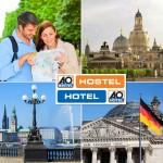 A&O TO GO Blue – 2 Nächte in einem A&O Hotel nach Wahl für 2 Personen mit Frühstück für 79 Euro