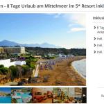 8 Tage Zypern im 5 Sterne Acapulco Resort & Convention & SPA mit Halbpension ab 299€ pro Person