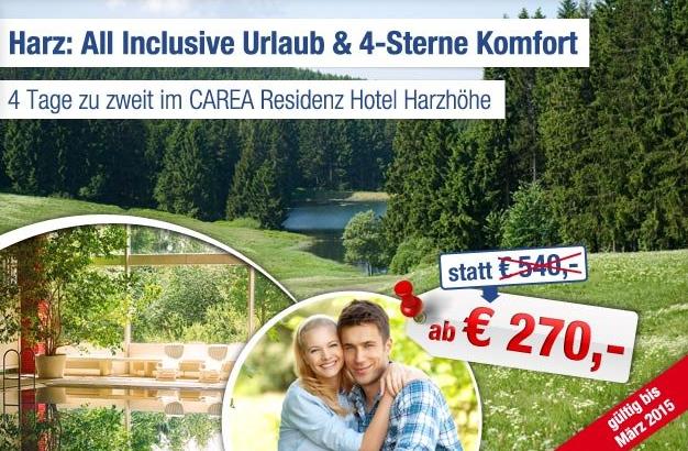 CAREA-Residenz-Hotel-Harzhöhe-Harz