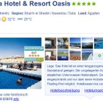 14 Tage Ägpyten im 5 Sterne Hotel Domina Hotel & Resort Oasis inkl. Frühstück für 261€