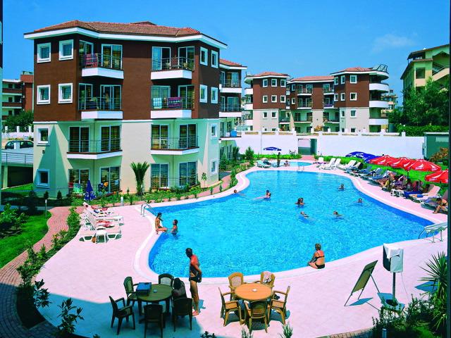 14 Tage Türkei im 3 Sterne Hotel Hanay Suite mit Transfer für 160€ | UrlaubsDeal.net