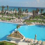 1 Woche Tunesien im 5 Sterne Iberostar Royal El Mansour mit Halbpension für 418€