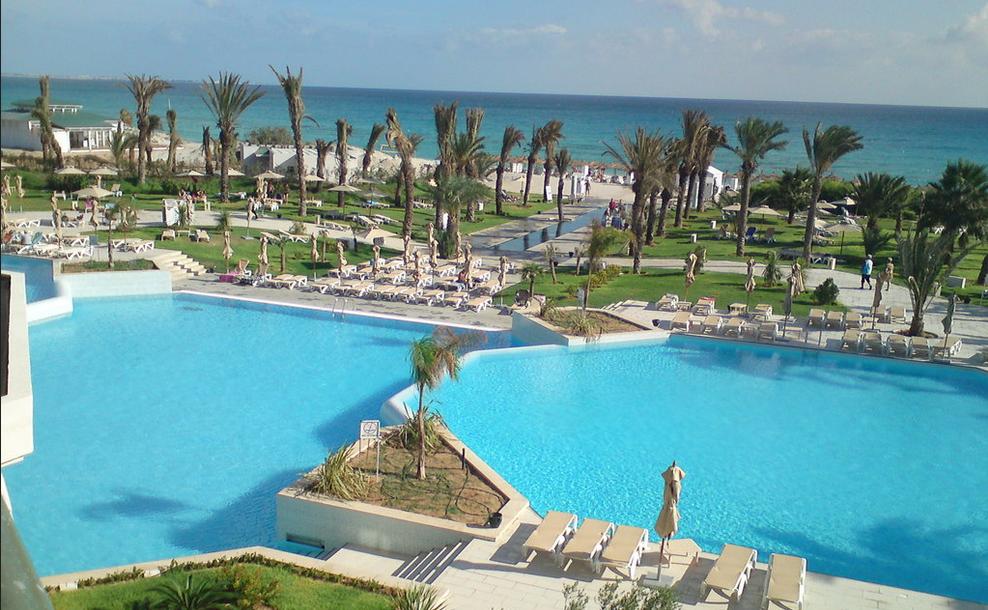 1 Woche Tunesien Im 5 Sterne Iberostar Royal El Mansour