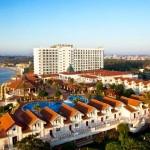 7 Tage Nordzypern im 5 Sterne Hotel Salamis Bay Conti mit Halbpension für 256€