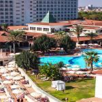 1 Woche Zypern im 5 Sterne Hotel Samalis Bay Conti mit Halbpension, Zug zum Flug und Transfer für 275€