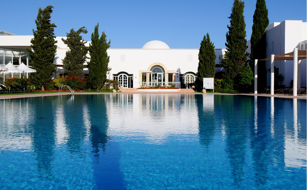 Hotel-Vincci-Flora-Park-Hammamet