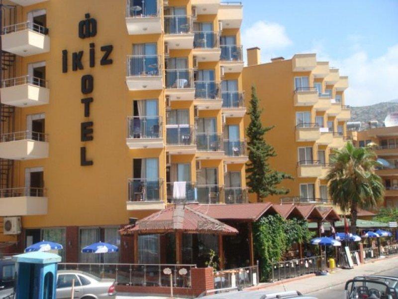 Kleopatra-Ikiz-hotel-türkei