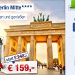 3 Tage Berlin zu zweit im 4 Sterne Hotel WYNDHAM GARDEN mit Frühstück für 159€