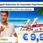 90€ Rabatt bei ab-in-den-urlaub.de – Gutschein für Pauschalreisen!