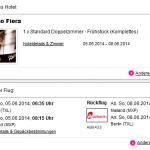 4 Tage Mailand im 4 Sterne Hotel Adi Poliziano Fiera inkl. Flug für 173€