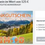 125€ Animod Gutschein für nur 112,50€ – weltweite Hotel-Gutscheine finden