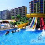 Last Minute – 2 Wochen Türkei im 4 Sterne Ark Suite inkl. Transfer für 249€