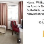 3 Tage Wien im 3 Sterne Austria Trend Hotel Beim Theresianum mit Frühstück für 69€