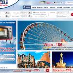 50€ Binoli Gutschein für Flug+Hotel Kombireisen