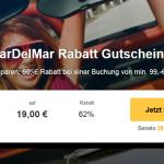 50€ CarDelMar Gutschein für nur 19€