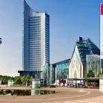3 Tage Leipzig im 3 Sterne Hotel Days Inn Leipzig City Centre für nur 35€