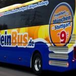 3€ DeinBus.de Gutschein für die Strecke Münster nach Marburg