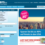 20% ebookers Gutschein auf Hotels