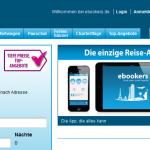 15% Rabatt auf Hotelbuchungen bei eBookers.de