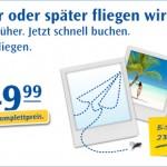 Condor Eintagsfliegen: 100.000 Flugtickets schon ab 49,99€!