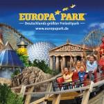 ein Tag im Europapark in Rust mit zahlreichen Attraktionen