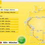 30% Rabatt auf Fahrten mit dem ADAC Postbus