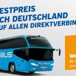 FlixBus Gutscheine – nur 9,90€ pro Strecke – ab 12. Mai bei Lidl