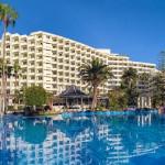 Error Fare – 12 Tage Teneriffa im 4 Sterne Hotel H10 Las Palmeras mit Halbpension, Flug, Transfer & Zug nur 277€
