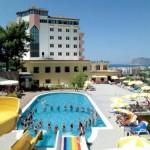 1 Woche Türkei im 4 Sterne Hotel Akropol mit All Inklusive für 265€
