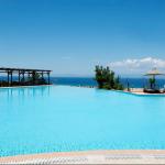 1 Woche Chalkidiki im 5 Sterne Hotel Alia Palace mit Halbpension für nur 342€