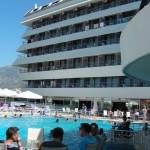 1 Woche Luxusurlaub Türkei im 5 Sterne Hotel Drita mit All Inclusive für 401€
