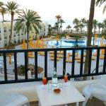 1 Woche Tunesien im 4 Sterne Hotel Eden Star mit Halbpension für 156€