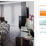 Citytrip Berlin – Übernachtung im 4 Sterne Hotel New Berlin inkl. Eintrittskarte für Madame Tussauds für 65€