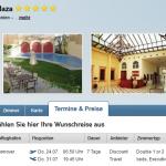 1 Woche Luxusurlaub in Spanien im 5 Sterne Hotel Prestige Palmera Plaza für288€