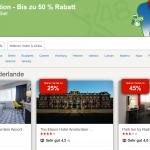 48h Sale auf Hotels bei hotels.com
