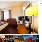 3 Tage London im 3 Sterne Jury´s Inn Croydon mit Flügen für nur 149€