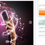 Lady Gaga artRAVE Konzert in Köln oder Berlin mit Übernachtung ab 129€ pro Person