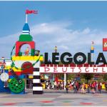 Eintrittskarte Legoland Deutschland in Günzburg für 24€