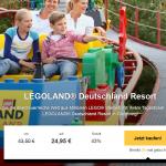 Tagesticket für Legoland Deutschland für nur 24,95€