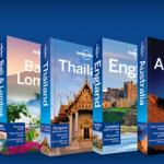 Zwei Lonely Planet Reiseführer zum Preis von einem