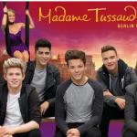 Tageskarte für Wachsfigurenkabinett Madame Tussauds Berlin für 12,50€
