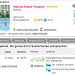 10 Tage Tunesien im 5 Sterne Mahdia Palace Thalasso inkl. Halbpension und Zug zum Flug für 350€