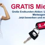 kostenlosen Mietwagen zur Pauschalreise auf Urlaub.de