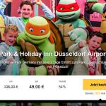 2 Tage Movie Park Germany mit Übernachtung im 4 Sterne Hotel für 49€