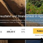 2 Wochen Ägypten mit 5 Sterne Nilkreuzfahrt mit Vollpension und 5 Sterne Hotel mit All Inclusive, Flügen und Transfer für nur 499€