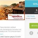 100€ Opodo Gutschein für Pauschal- und Last-Minute-Reisen für 9,90€