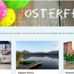 Ostern 2014 Reiseschnäppchen – Wien, Brüssel, Gardasee, Korsika und viele mehr!