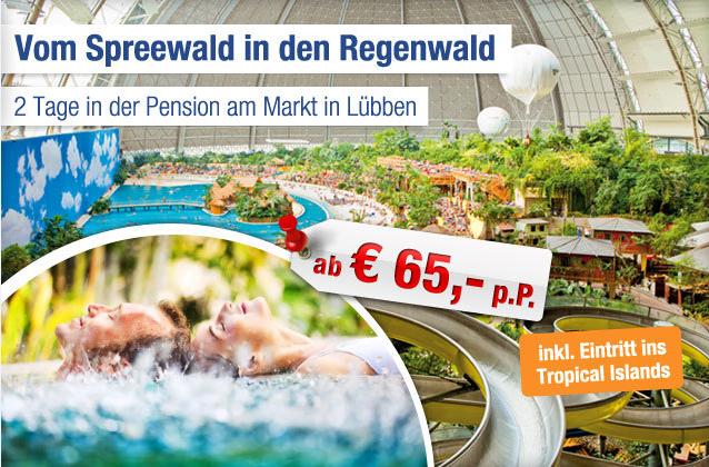 pension-am-markt-lübben-tropical-islands