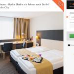 Public Viewing Berlin mit Übernachtung im 4 Sterne Mercure Hotel Berlin City für 40€