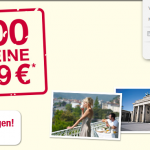 3 Tage für 2 Personen inklusive Frühstück in einem RAMADA eurer Wahl für 89€